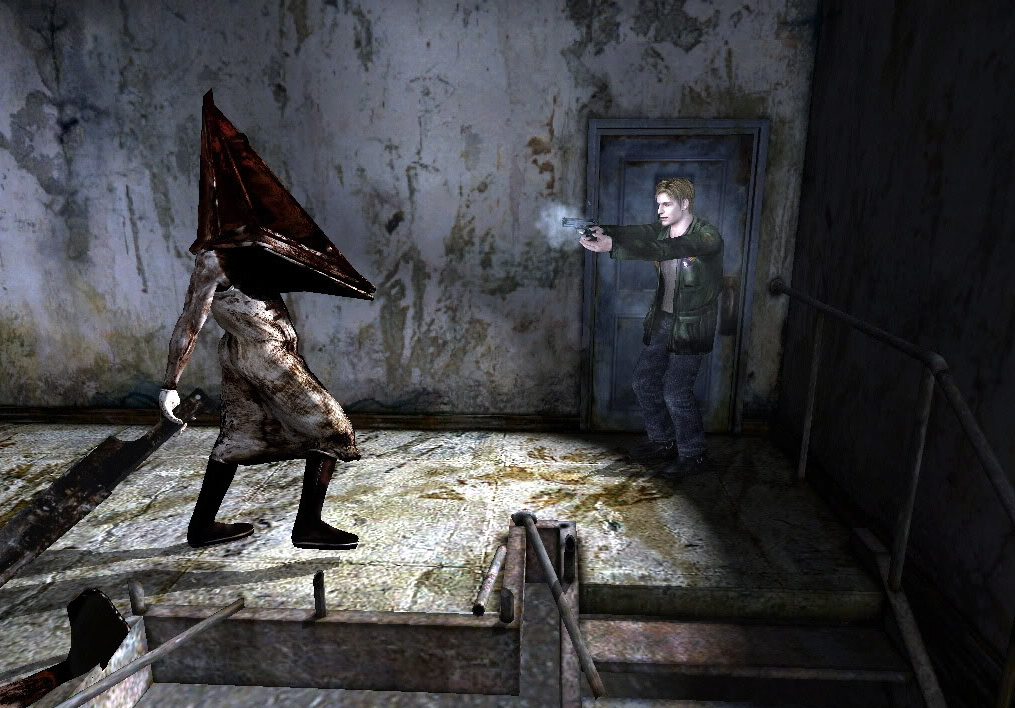 Image result for Silent Hill video game