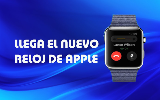 Comprar el reloj de apple- apple watch