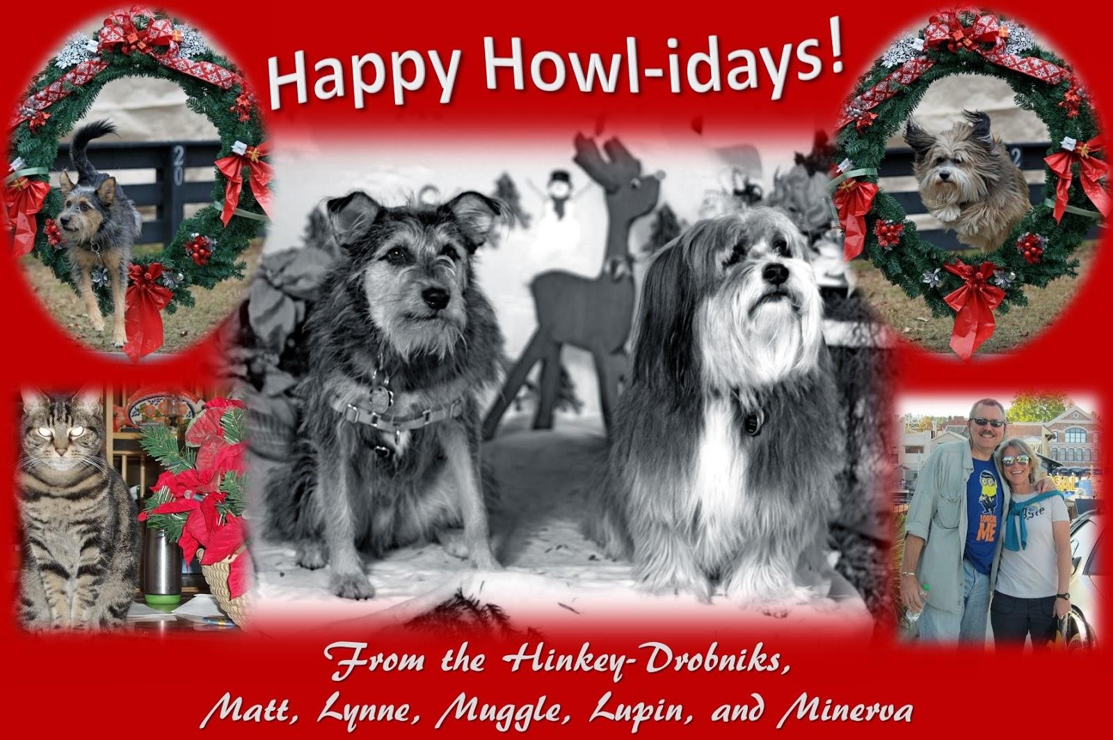 2014 Hinkey Drobnik Christmas Card