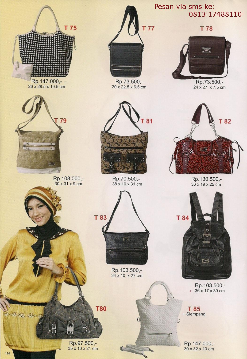 Koleksi Tas Fashion 2