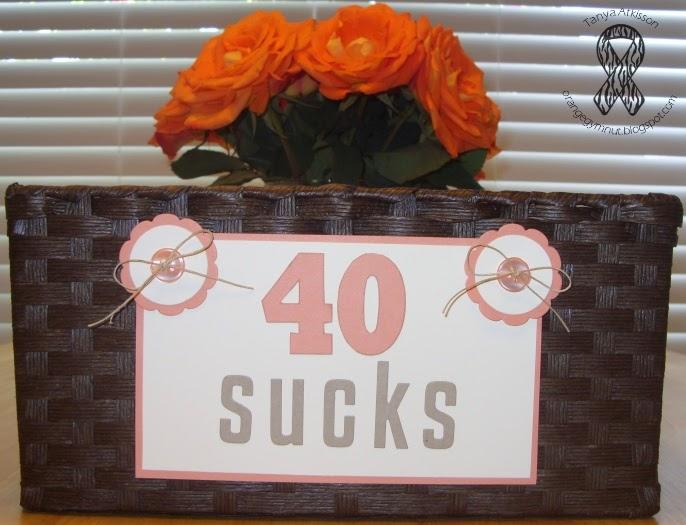 40 SUCKS...