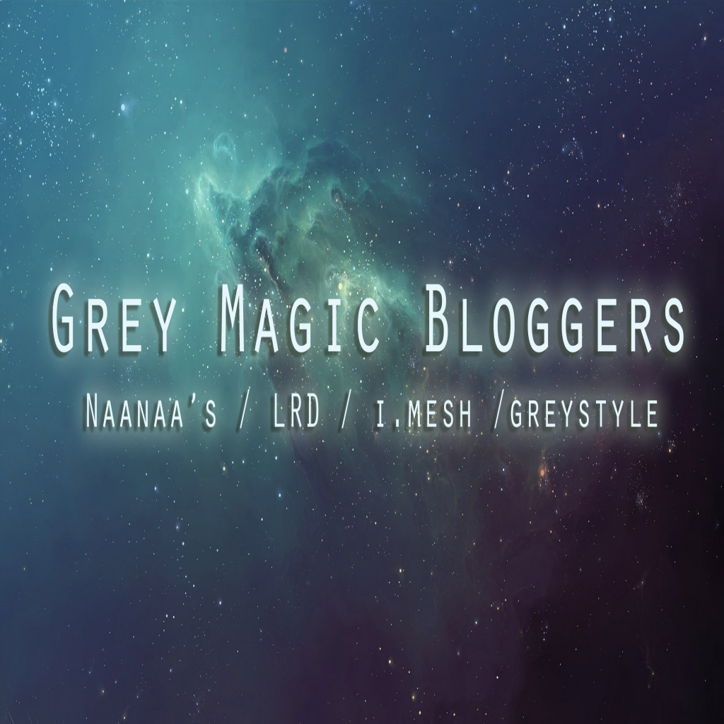 GREY MAGIC BLOGGERS