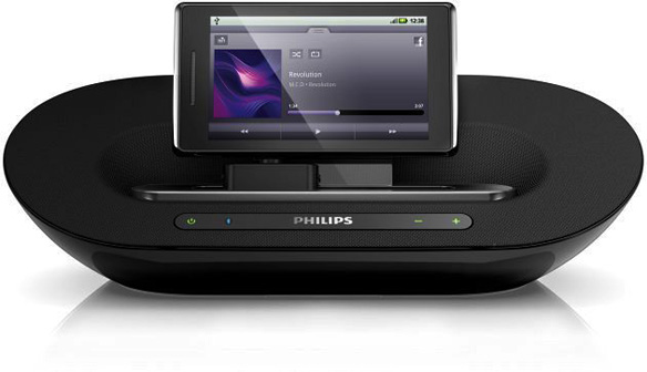 Philips Launch World's First Android Phone Dock