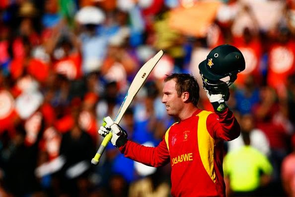 Brendan Taylor's last match for Zimbabwe