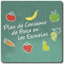 Plan de consumo de Fruta en la Escuela