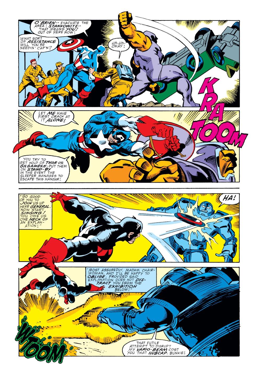Captain America (1968) Issue #354 #286 - English 15