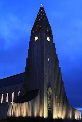 Hallgrímskirkja – Reykjavik