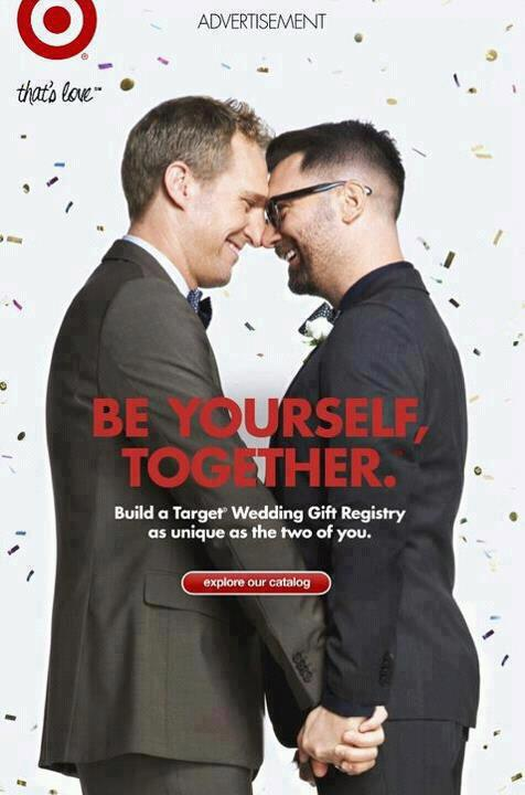 Target Gay Marriage