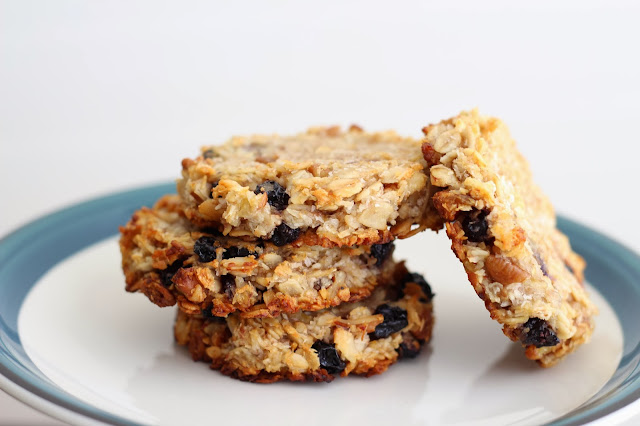 Breakfast Cookies, Clean Eating, Blueberry Cookies, Coconut Cookies