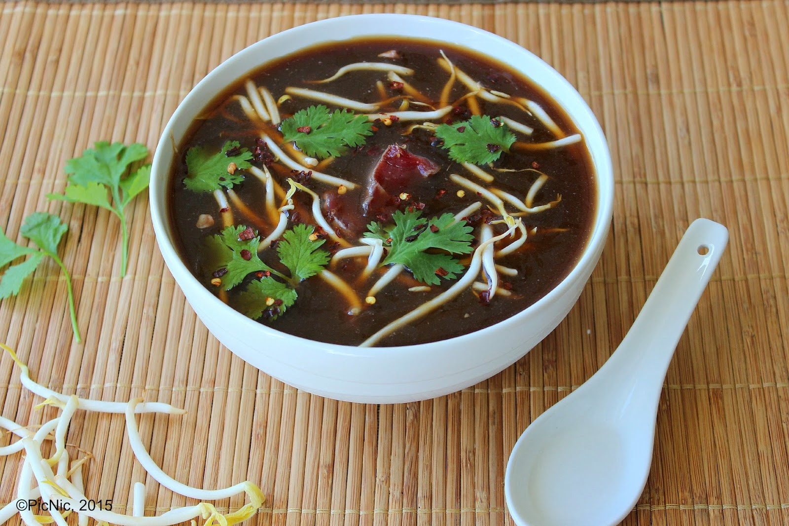 Traditional Beef Pho Recipe — Dishmaps
