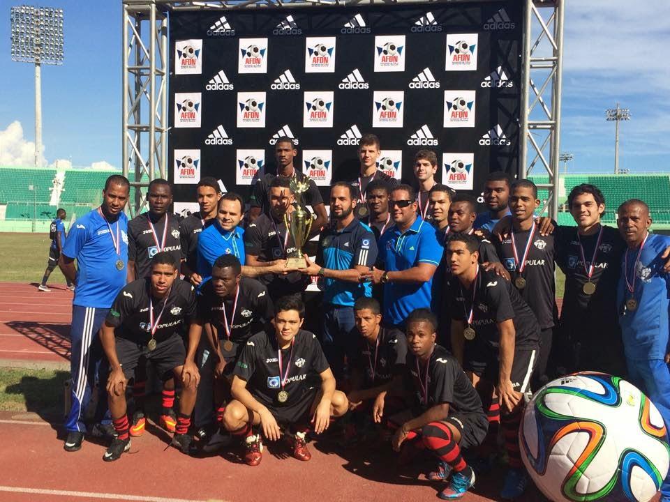 Bauger FC campeón torneos Distrito Nacional