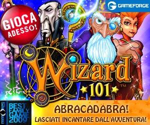Wizard101, il miglior gioco MMORPG per bambini della Gameforge