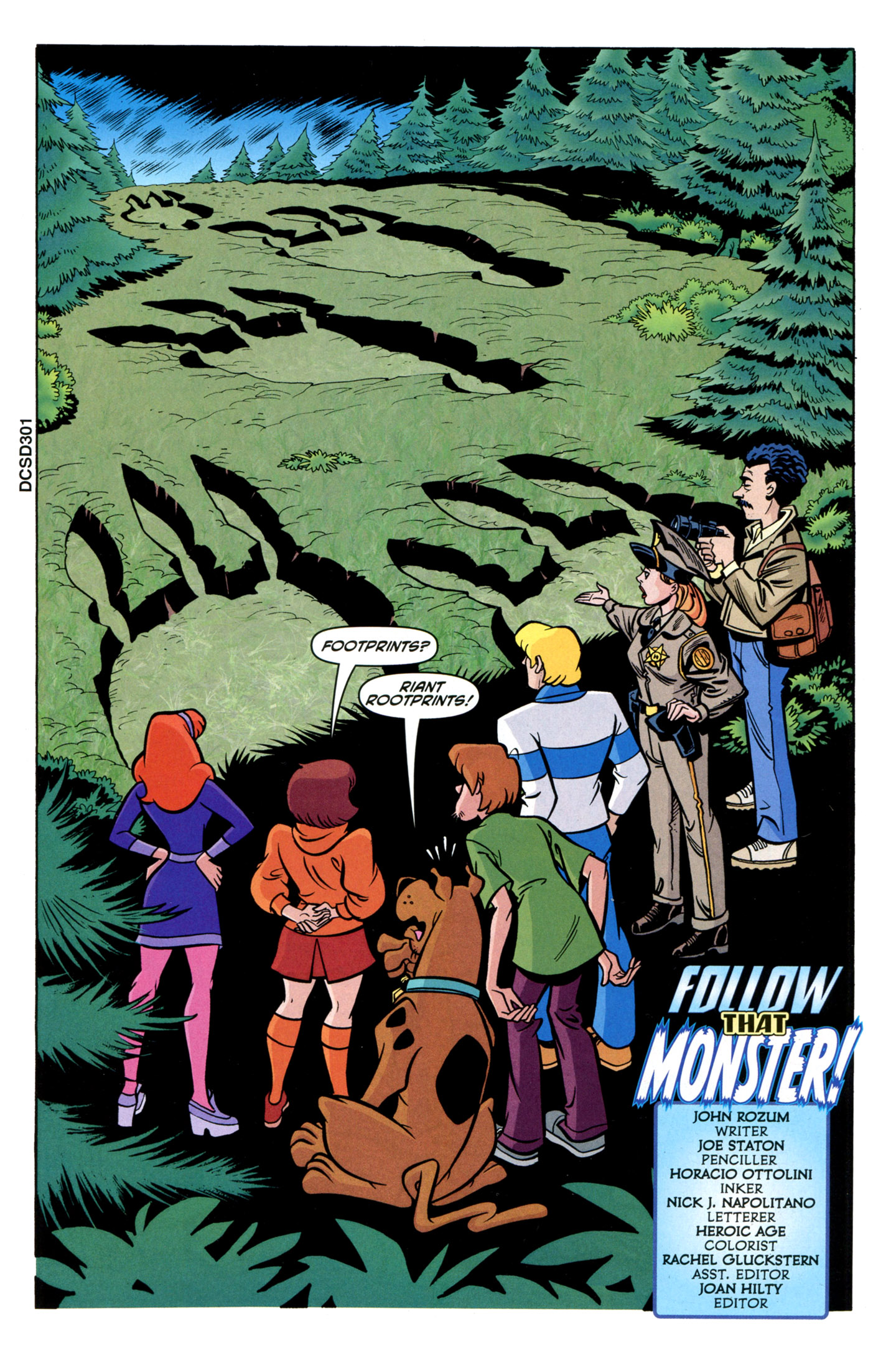 Read online Scooby-Doo: Where Are You? comic -  Issue #25 - 18