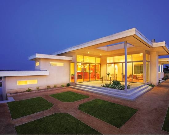 Contoh Gambar Desain Rumah Idaman Terkini