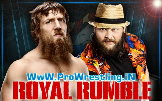 Royal Rumble 2014 » Daniel Bryan vs Bray Wyatt
