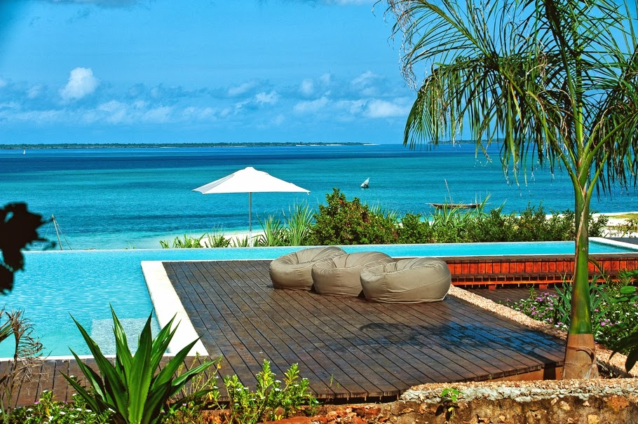 Passion for luxury mesmerising kilindi zanzibar beach for Beach boutique hotel