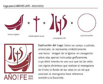 Explicación del Logo del Año de la Fe
