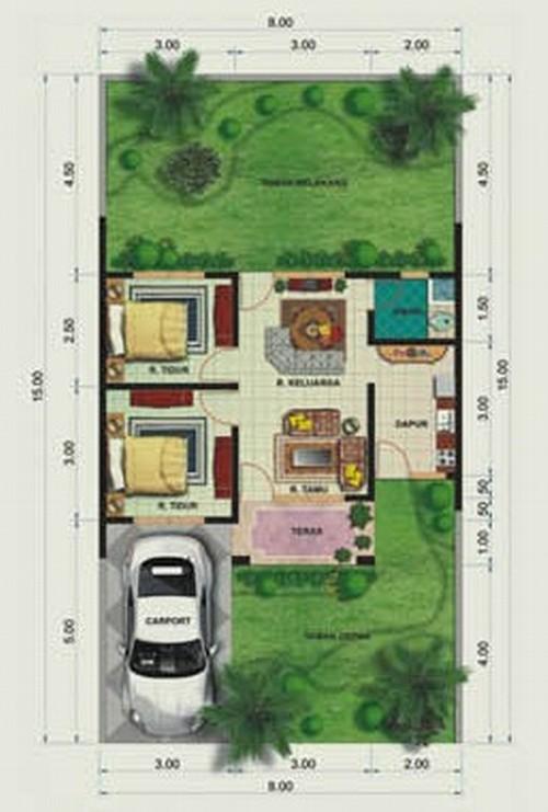 rumah yudhiz graha dewata estate
