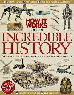 How It Works - Book of Incredible History 2012