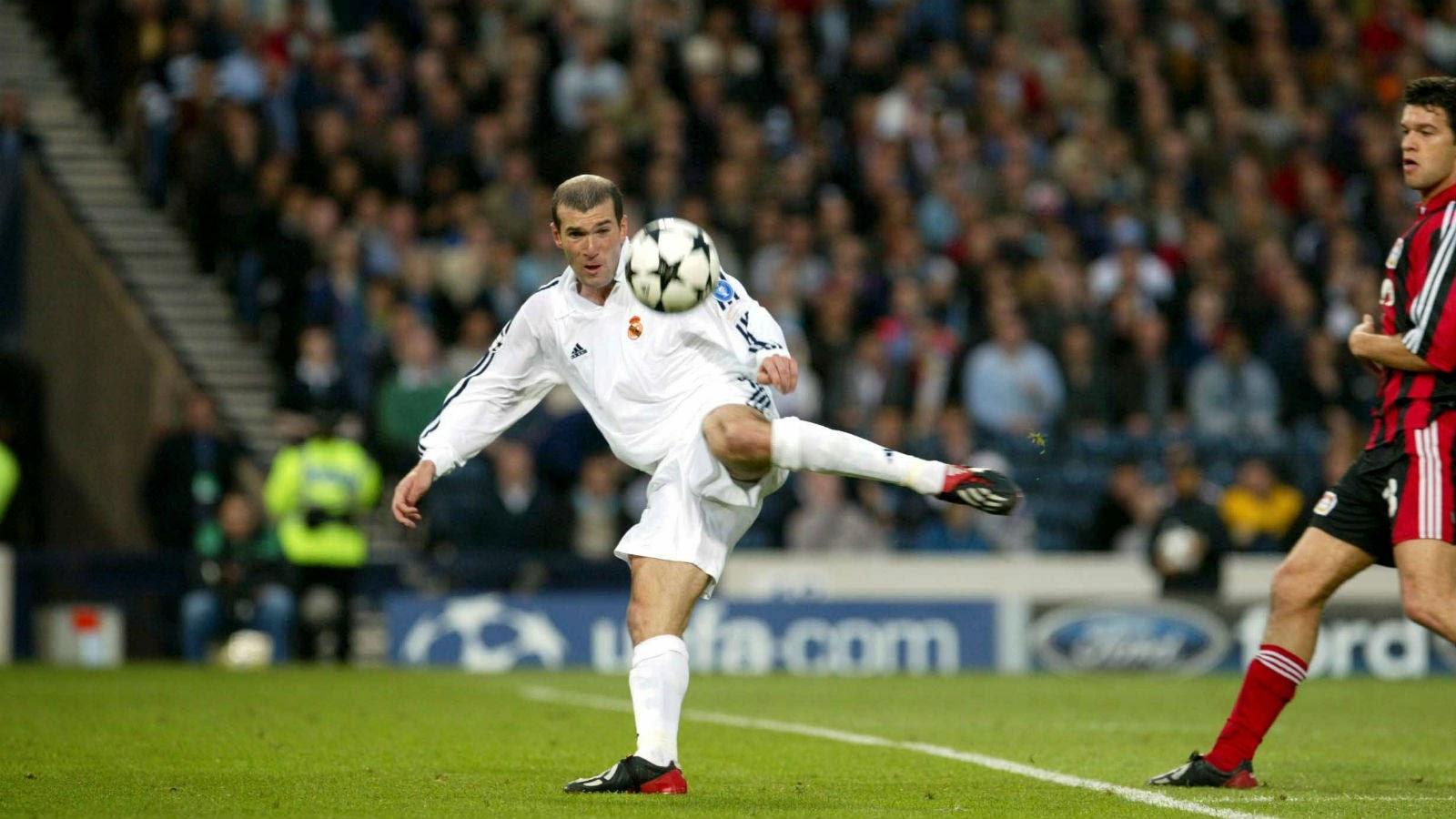 El Francés Zinedine Zidane