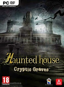 Haunted House Cryptic Graves-RELOADED