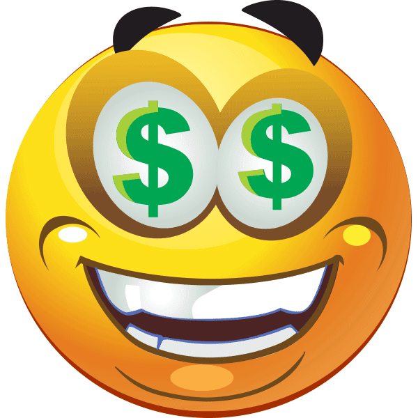 dollar eyes symbols amp emoticons