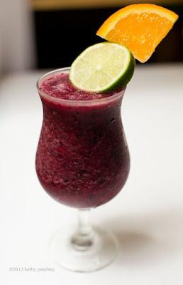 Natural Juices against the headache