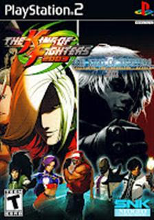 The King of Fighters 2002/2003   PS2