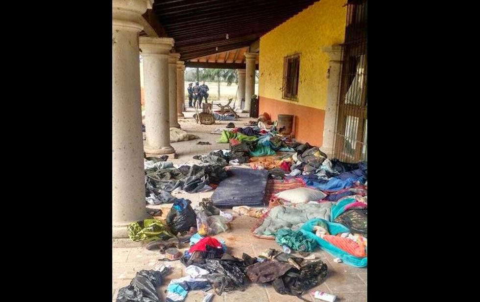 Fotograf�as Sicarios abatidos por Fuerzas Federales en Michoacan ...