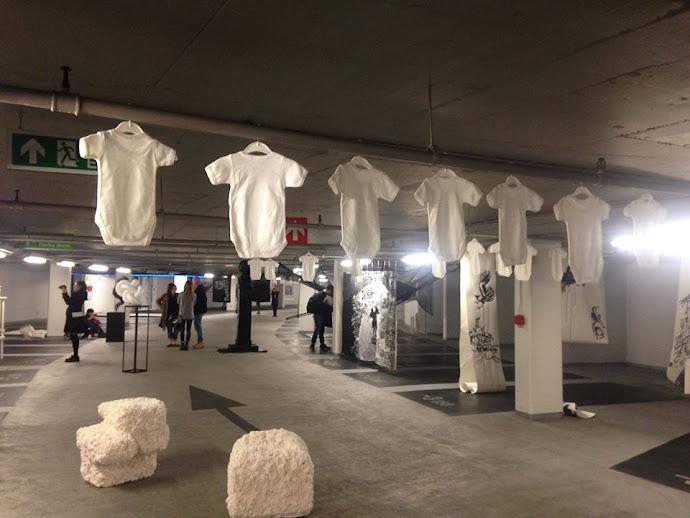War Graves Installation - Silent Movies 2015