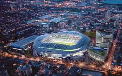 Spurs stadium CPO granted