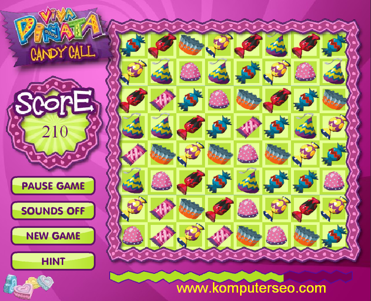 Free download game viva pinata candy call (flash game gratis)