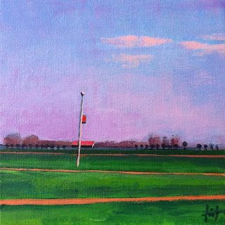 Dutch Morning by Liza Hirst