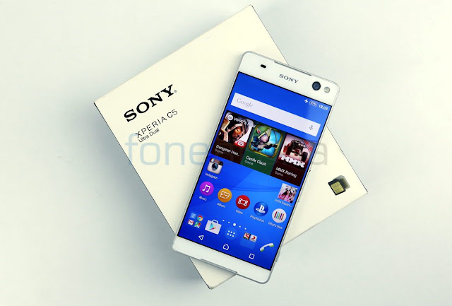 Sony Xperia C5 Now Available in US at $319