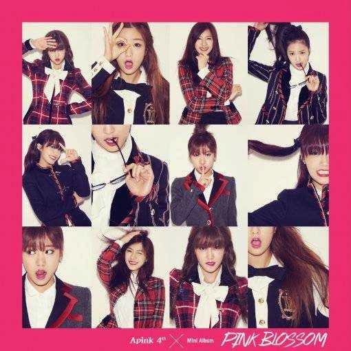 Foto member A-Pink