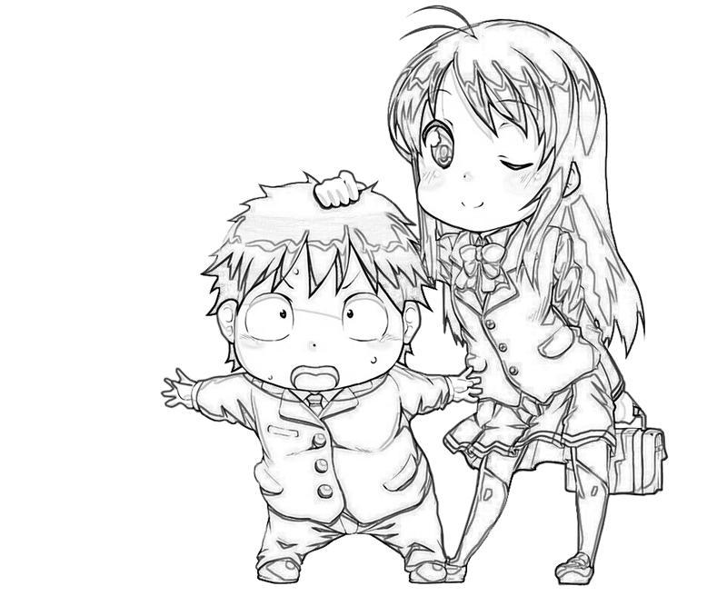 haruyuki-arita-couple-coloring-pages