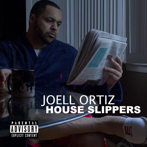 Joell Ortiz - House Slippers - Single Cover