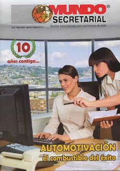 Revista Mundo Secretarial 2016