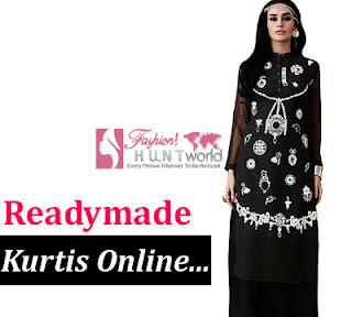 Latest Indian Designer Kurti Designs 2016-2017 For Women
