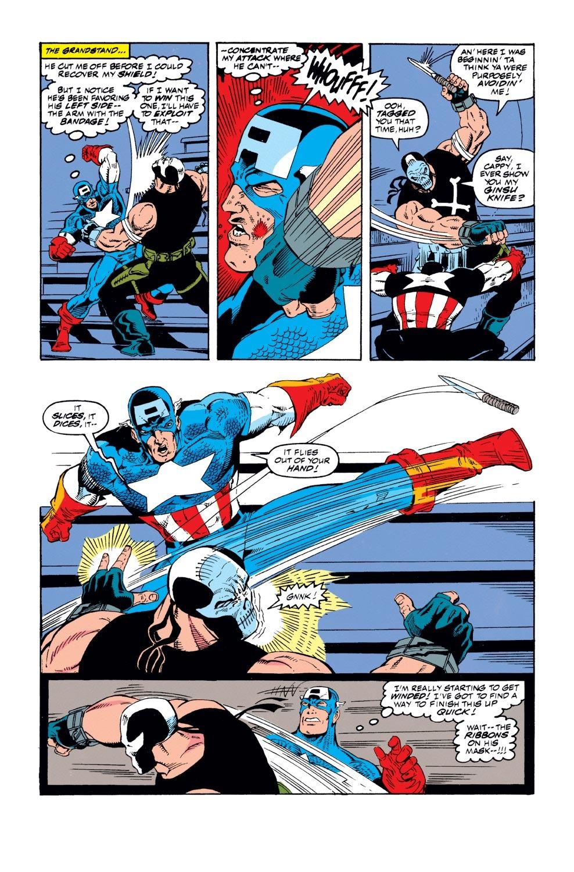 Captain America (1968) Issue #378 #311 - English 14