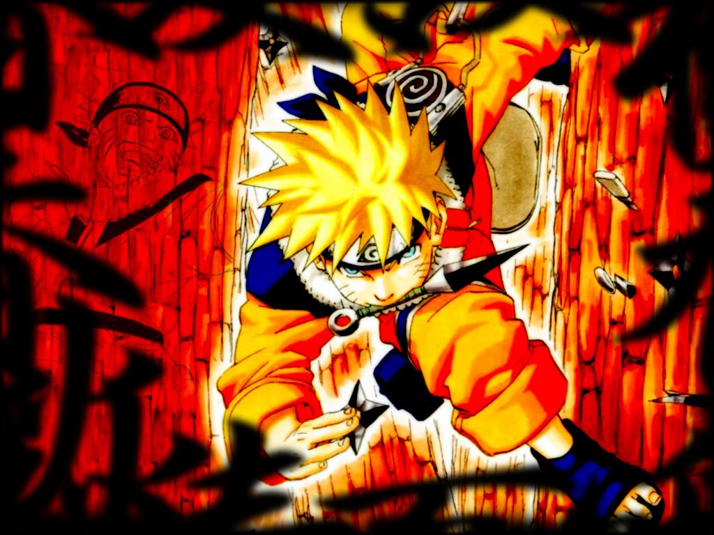 Imágenes de Naruto Uzumake Shippuden