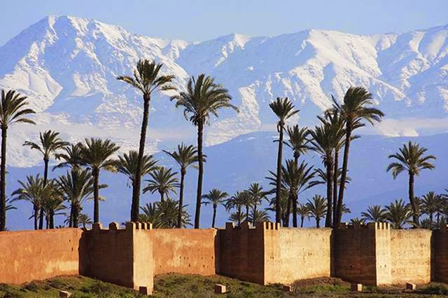 Great Wall of Morocco