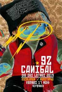 17 maio: GZ Canibal