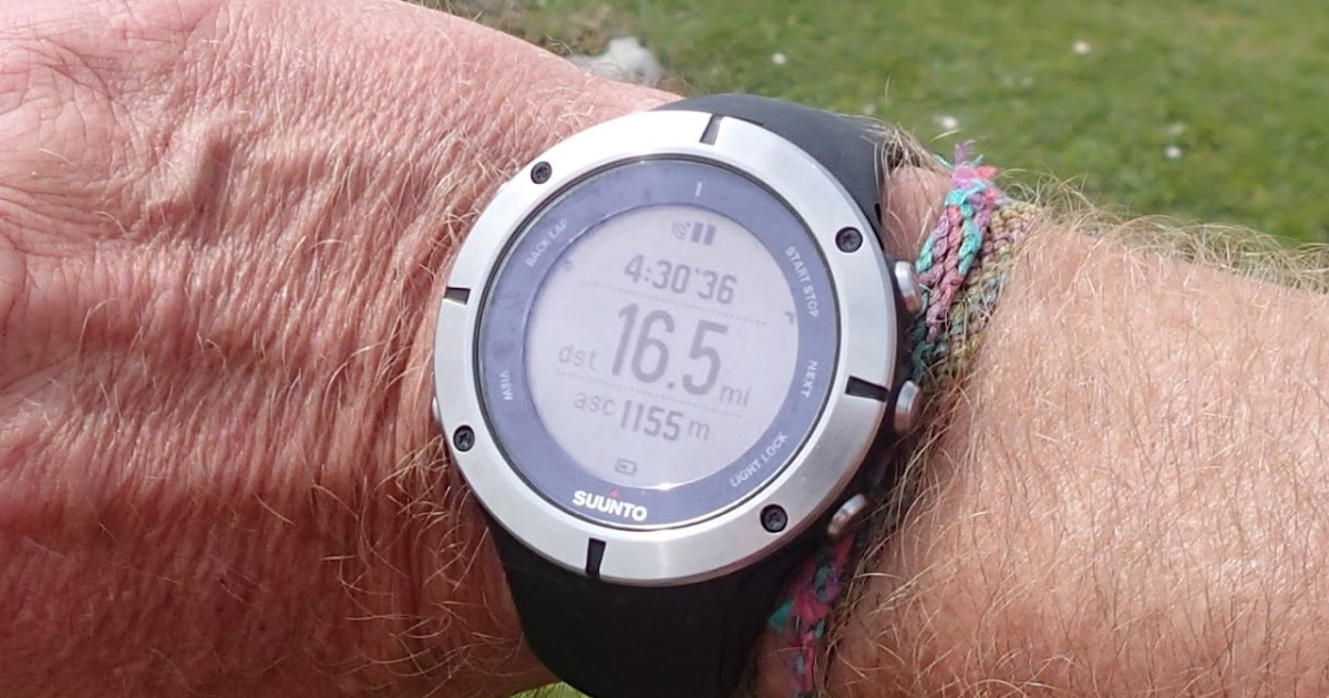 Stollys Running Blog Suunto Ambit 2 Review