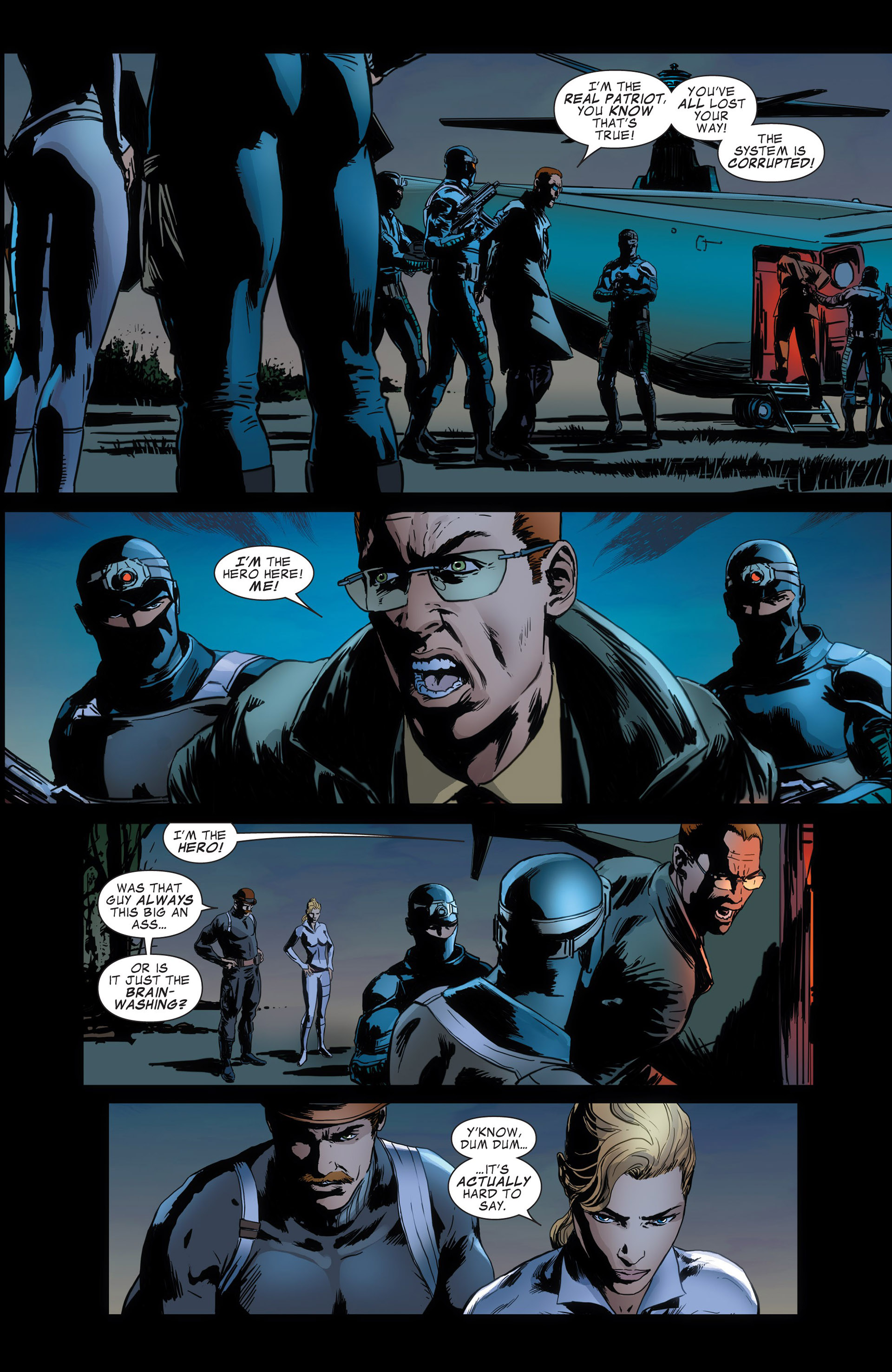 Captain America (2011) Issue #13 #13 - English 17