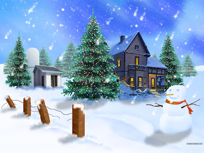 Free Christmas Wallpaper