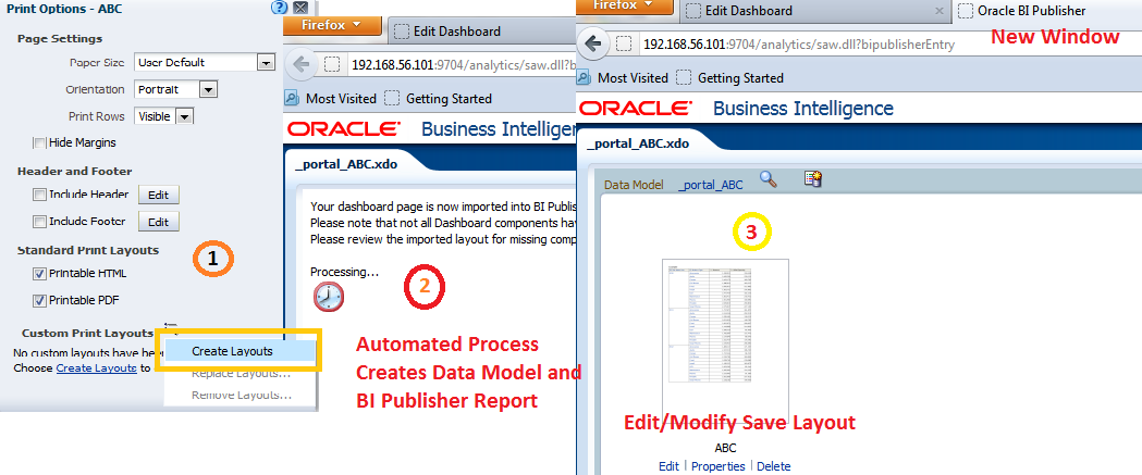 how to create user in obiee 11g