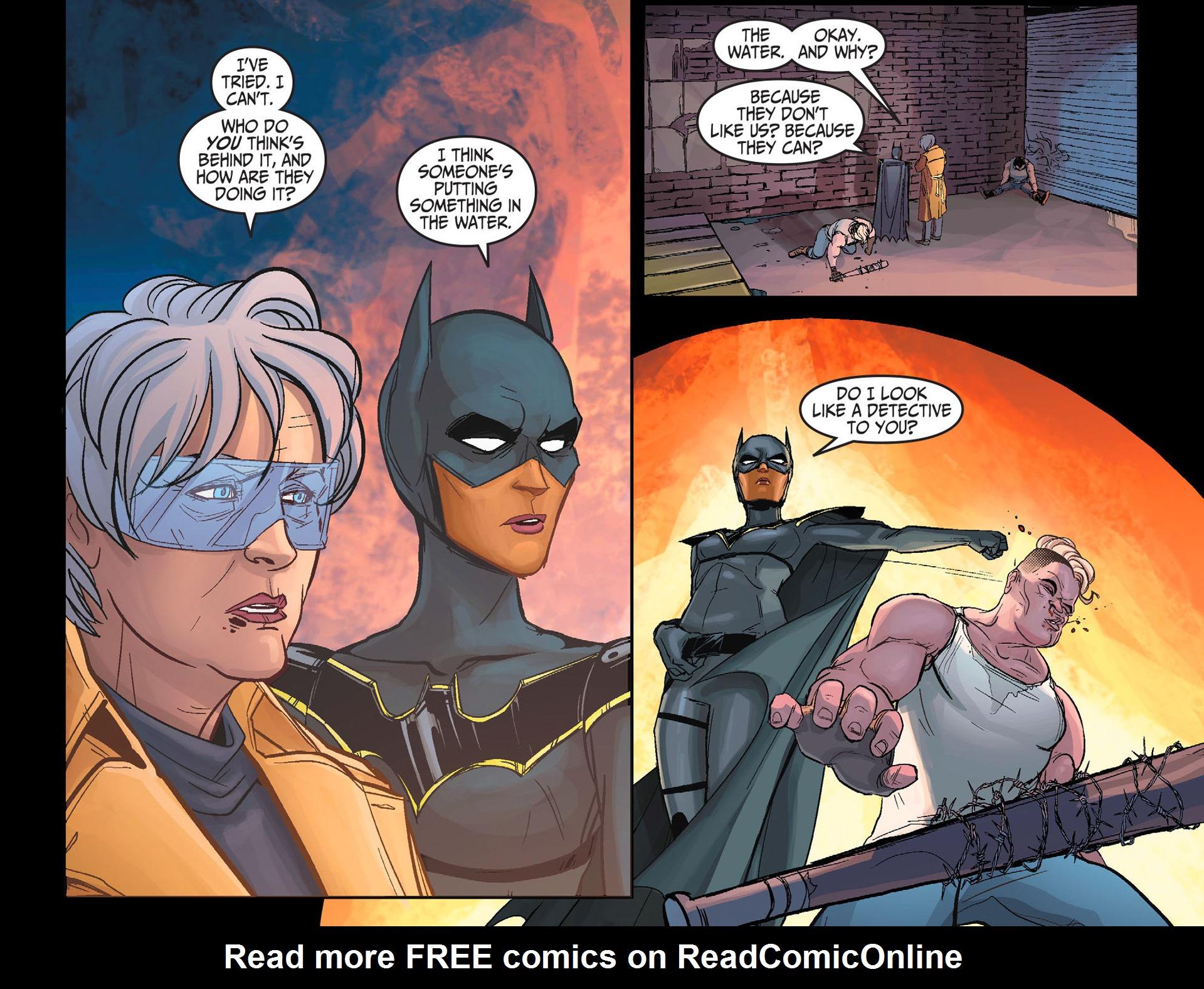 Batman Beyond (2012) Issue #27 #27 - English 20