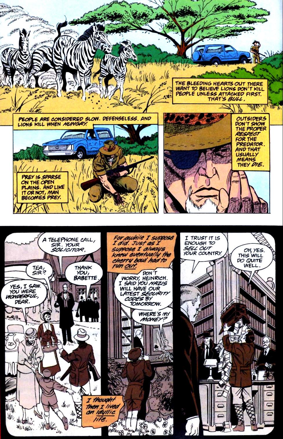 Deathstroke (1991) Issue #26 #31 - English 11