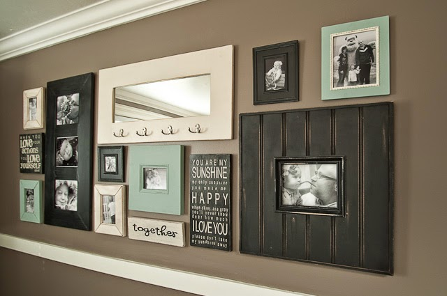 Start at Home Decorating with Chalk Paint